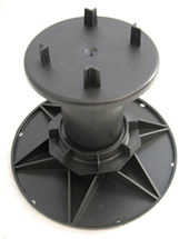 TD Support Pads and Pedestals For Timber Decking - Wallbarn