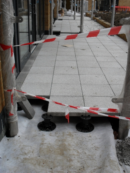 Asp Supports For Paving Wallbarn
