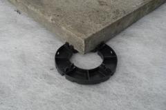 17mm plastic paving pad for paving slabs