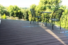 EasyChange decking floating terrace