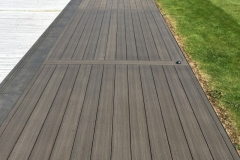 Sonning decking project