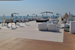 Terrace Hard Rock Ibiza