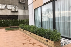 iDecking composite decking project Hong Kong