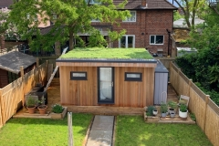 M-Tray instant green roof garden room DIY
