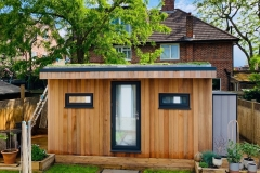 M-Tray instant green roof garden room self-build