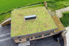 Green roof Yorkshire