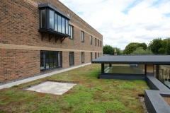 M-Tray Wallbarn 'Green Roof System' shoot in Wimbledon and Heathrow