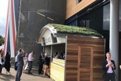 Modular green roof Ascot