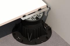 Mega-Balance-Self-Levelling-Pedestal-underneath-Ceramic-Tile
