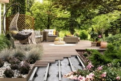 Mega-Balance-Self-Levelling-in-a-Garden-with-Decking