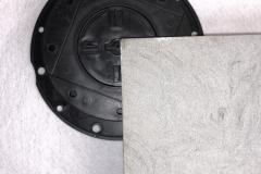 Megapad for Paving 50-75 under slab