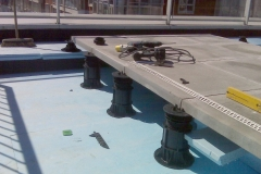 Megapad supporting concrete slabs 1