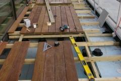 TD Megapad adjustable decking pads for decking
