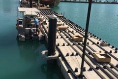 TD Megapad adjustable decking pedestals for decking Qatar part complete