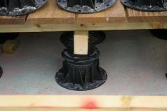 TD Megapad adjustable decking pedestals for decking