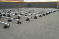 TD Megapad supports for decking