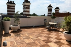 Ipe Timber Decking Tiles