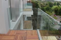Balcony construction