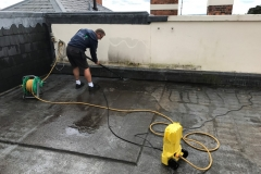 How to refurbish a terrace with timber tiles step 3