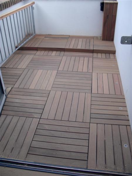 Timber Decking Tiles Wallbarn