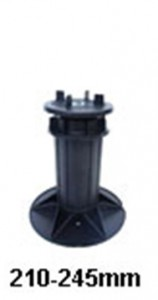 ASP ADJUSTABLE SUPPORT PEDESTALS