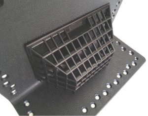 Square Leaf Guard