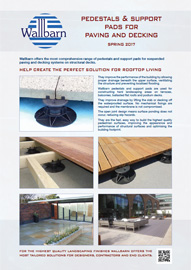 Pedestals & Support Pads For Paving & Decking