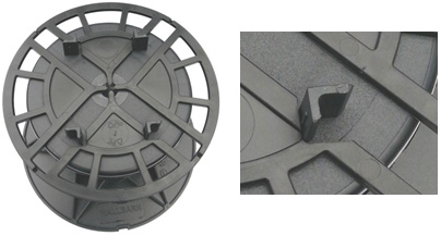 Shims & Slope Correctors For Fixed Height Support Pads