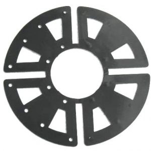 1mm & 2mm thick shims 150mm diameter