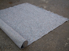 Recycled Polyester Geotextile Fabrics 1