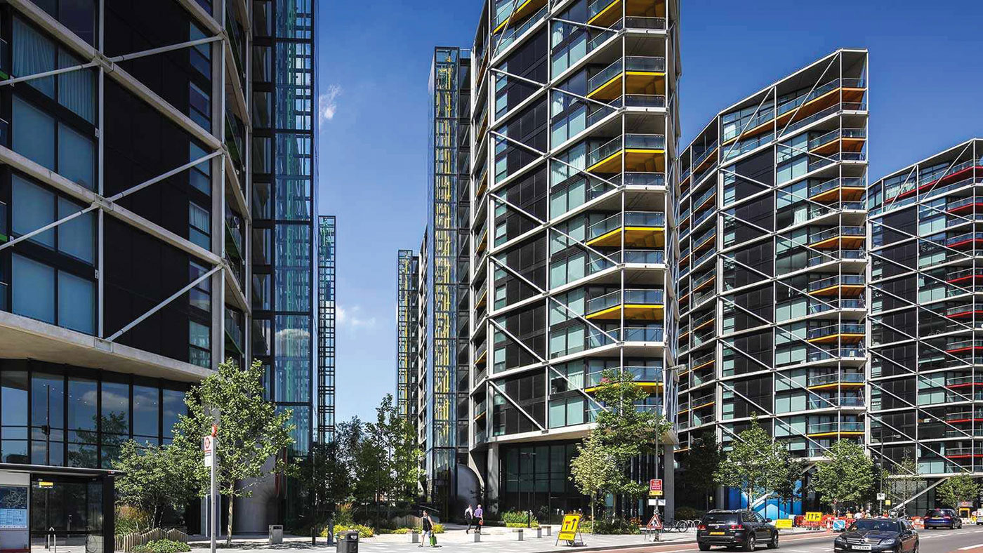 Riverlight Development, London