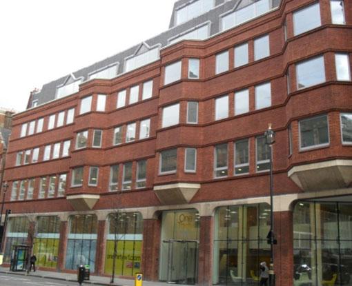 Shaftsbury Avenue London Wallbarn