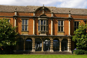 Somerville College, Oxford University