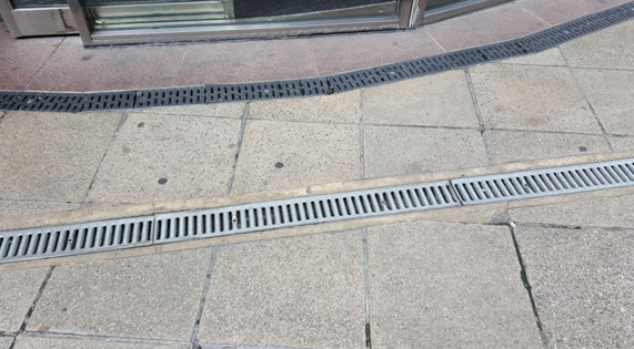 Protecto Drain A15 Class Drainage Channel Wallbarn