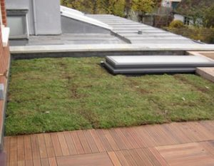 How To Build A Green Roof Wallbarn