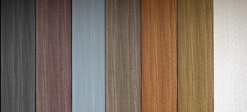 Duro Excellence - All colours - from left to right - Moor Oak, Dark Choco, Denim, Terra, Saddle, Teak, Ivory White