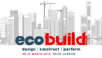 A Little More About Ecobuild 2016