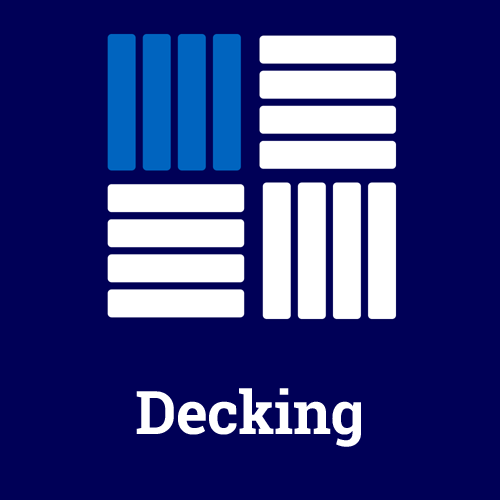 Our decking logo