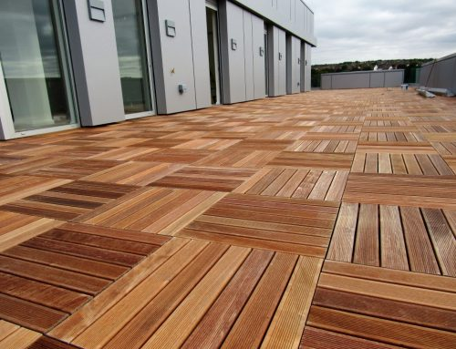 Timber Tiles – Brighton