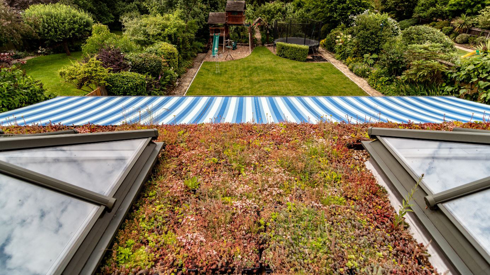 Green roof, Sydenham