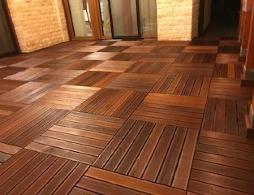 Timber Tiles – CATA Romania