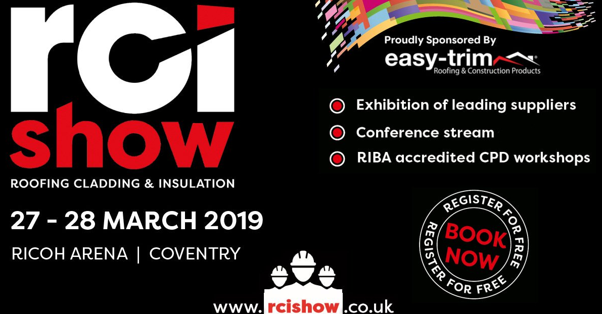 The RCI Show 2019 flyer image