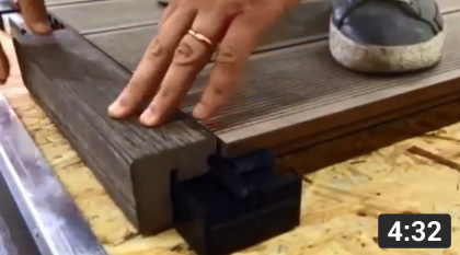 How To Fix Decking In Place