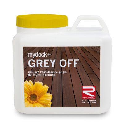 mydeck+ Grey Off