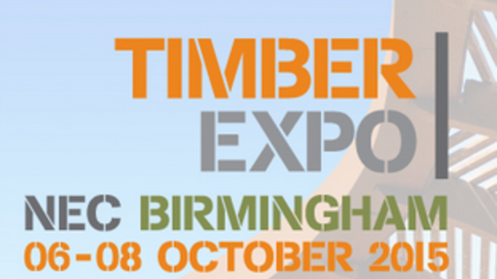 It's Here!! Welcome to the 2015 Timber Expo!