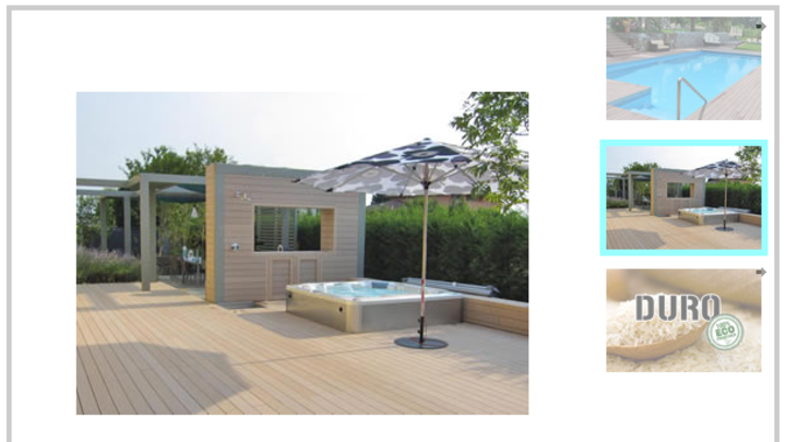 Environmentally Friendly Timber Decking Systems