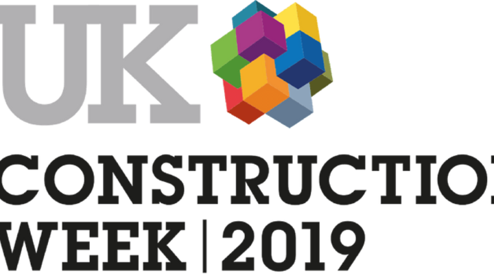 UK Construction Week Logo 2019