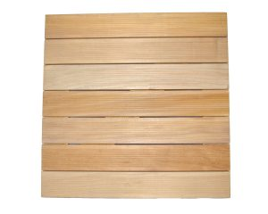 Hardwood Timber Decking Tiles