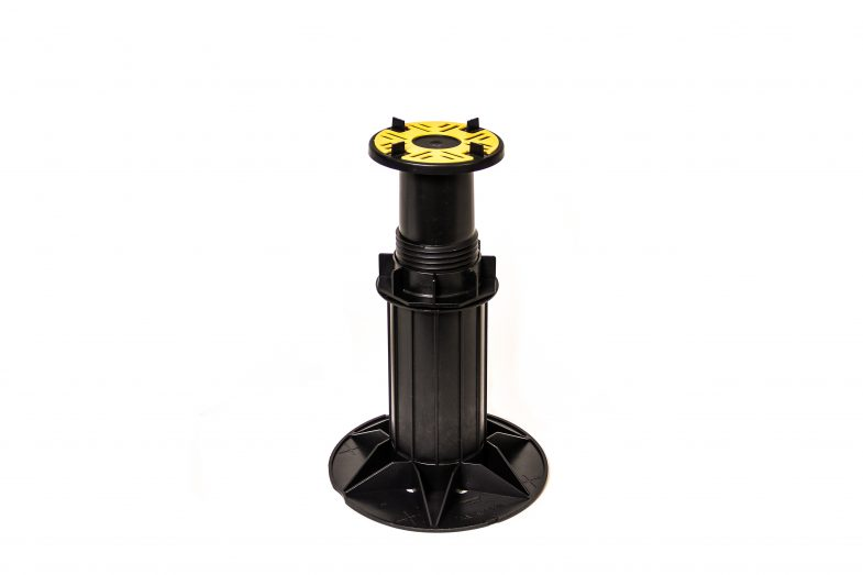 Universal adjustable height pedestal 270-305mm