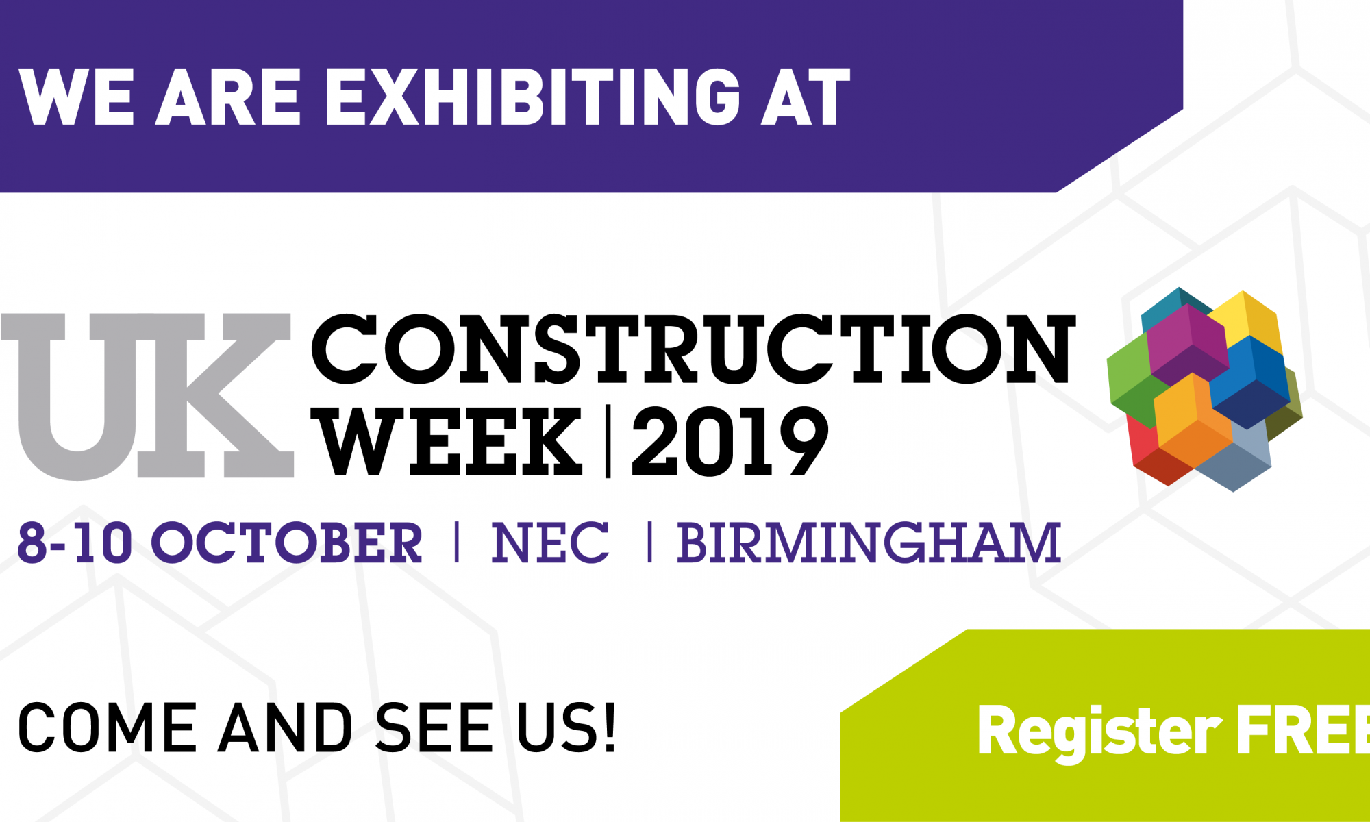 Visiting UK Construction Week at the NEC